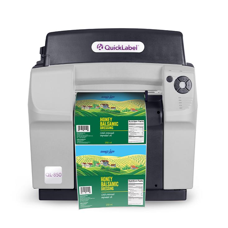 QL-850 etiketprinter
